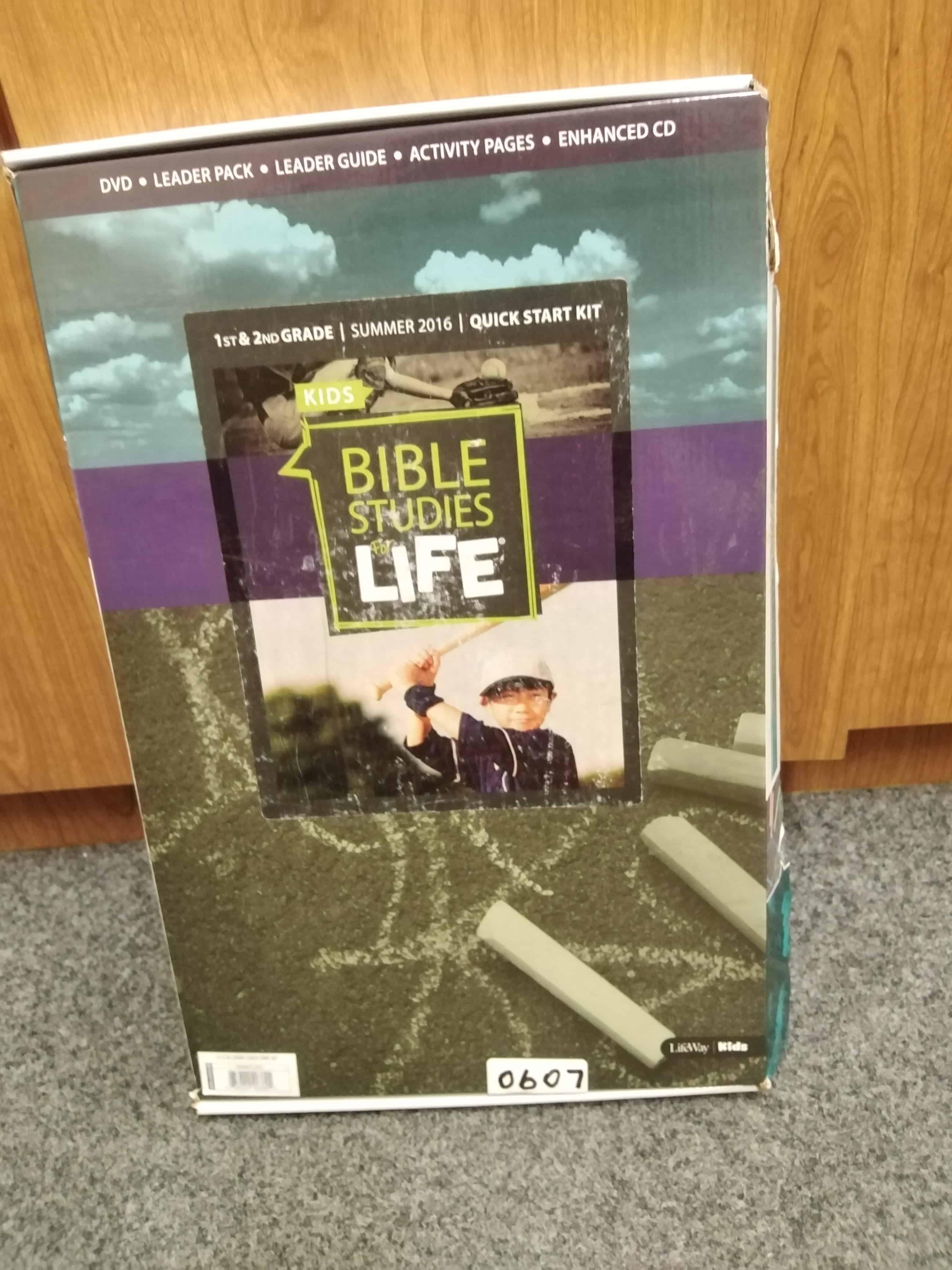 #0607 - Bible Study for Life Set (Gr 1&2)