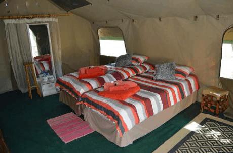 #2606: 1 Nag verblyf by Onjowewe Bush Camp